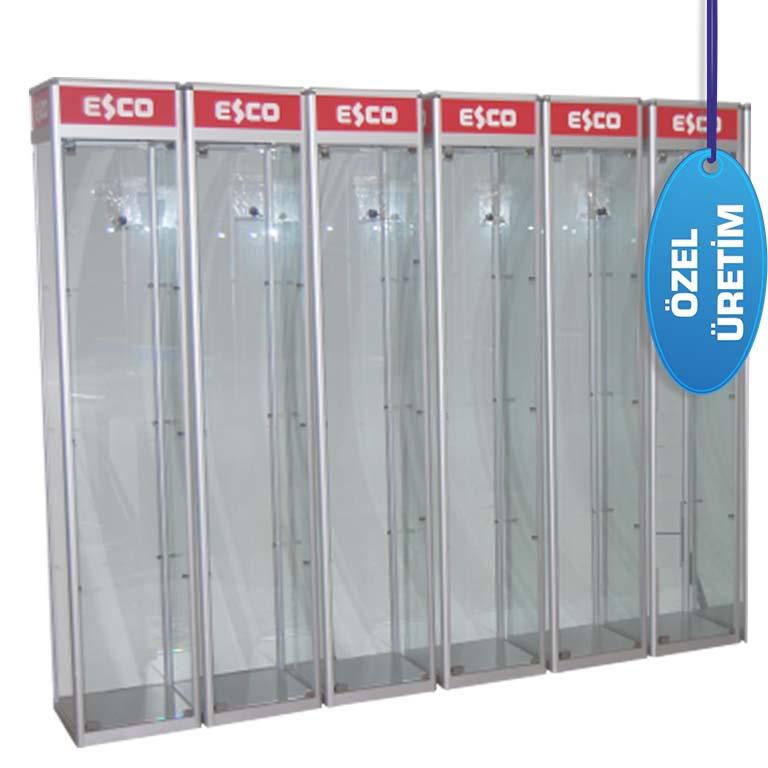 Özel Üretimli Dolap Model Esco